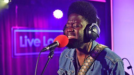 Live Lounge - Michael Kiwanuka