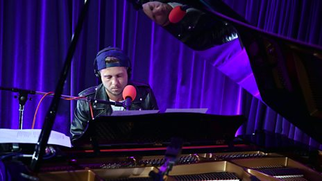 Ryan Tedder performs Apologize at the Elton John Piano