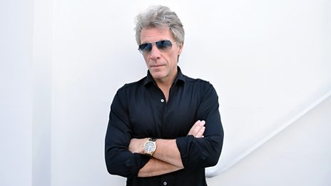 """Jon Bon Jovi: """"It's not a life sentence to be in a band."""""""