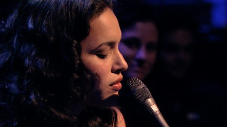 Norah Jones - Don't Know Why (Later Archive 2002)