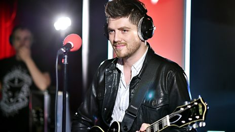 Live Lounge - Twin Atlantic