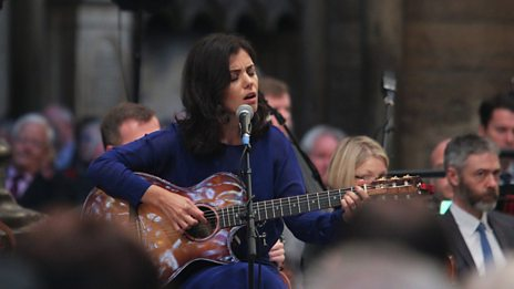 Katie Melua - The Closest Thing To Crazy (A Service of Thanksgiving for Sir Terry Wogan)