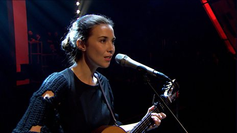 Lisa Hannigan - Fall (All On 5)
