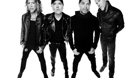 How hard do all 4 members of Metallica ROCK?