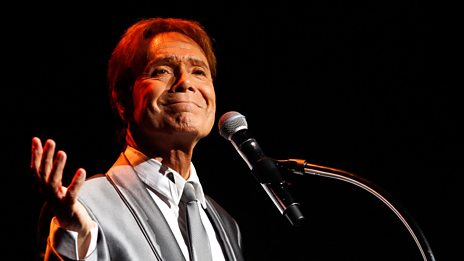 "Sir Cliff Richard: ""I'm so happy the cloud has been moved on"""