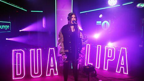 Live Lounge - Dua Lipa