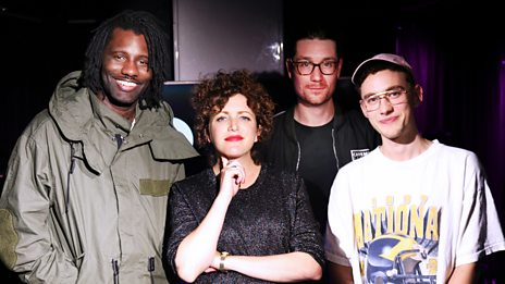 The Exchange - Olly Years & Years, Wretch 32 and Dan Bastille