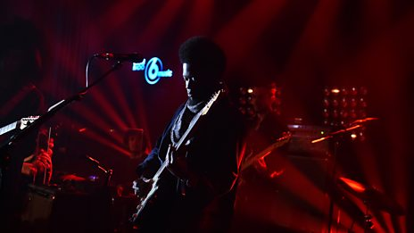 Michael Kiwanuka - Love & Hate (6 Music Live at Maida Vale October 2016)