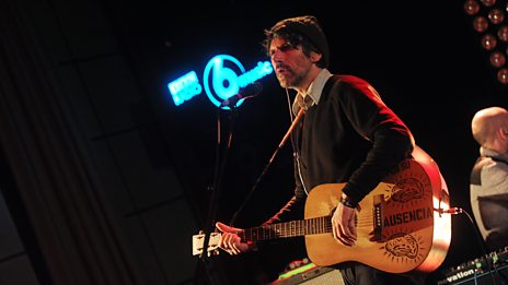 6 Music Live - Super Furry Animals
