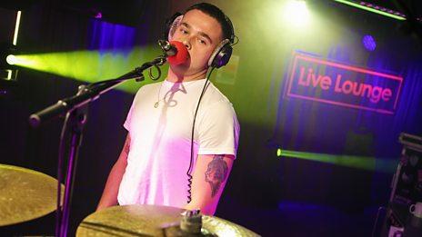 Live Lounge - Slaves