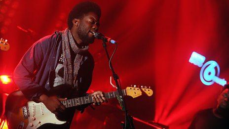 6 Music Live - Michael Kiwanuka