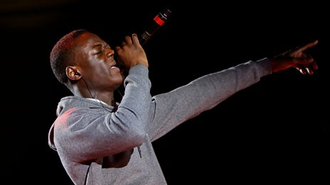 J Hus - 1Xtra Live 2016 Highlights