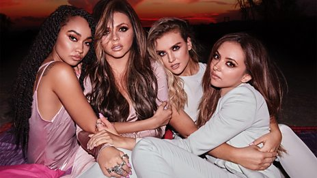Little Mix have a message for their exes