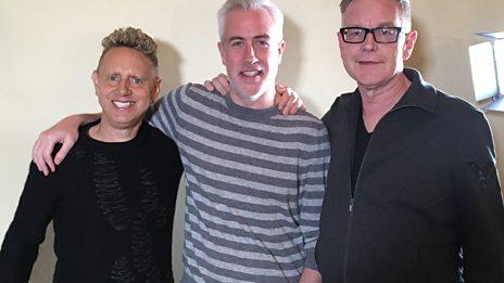 """""""We live normal lives"""" - Martin Gore & Andy Fletcher chat with Matt Everitt"""