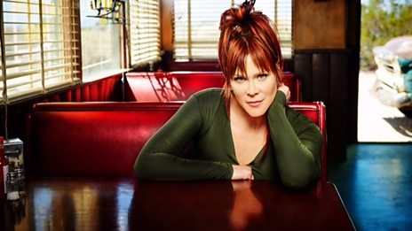 Blues singer Beth Hart finds her voice