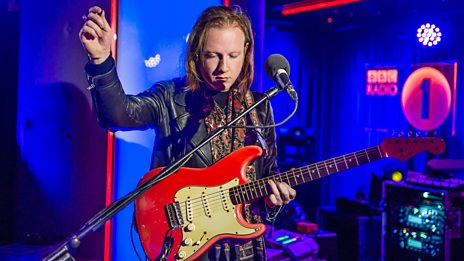 Live Lounge - Two Door Cinema Club