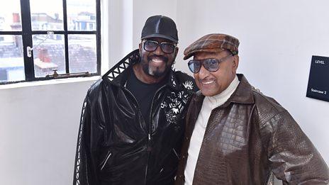 Otis Williams and Duke Fakir share their stories on the legends of Motown