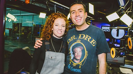 The Radio 1 Breakfast Show with Nick Grimshaw - Jess Glynne