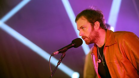 Live Lounge - Kings of Leon