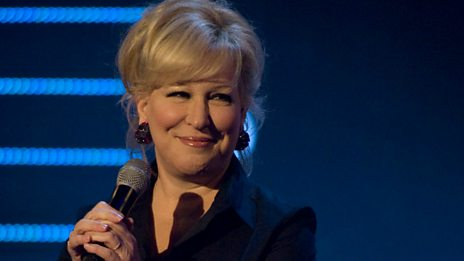 Would Bette Midler have made it if she had started out today?