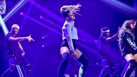 Little Mix - Radio 1's Teen Awards 2016 Highlights