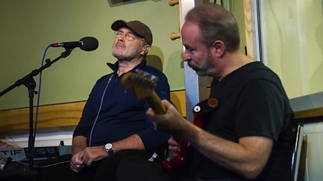 Hear Phil Collins' stripped back performance of Separate Lives
