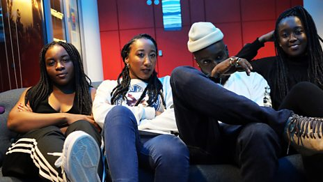 Black and Conscious: Discussion with Ray BLK, Kojey Radical and Antonia from Gal-Dem.