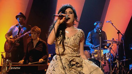 Amy Winehouse - Tears Dry On Their Own (Later Archive 2006)