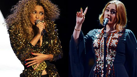 Beyoncé has amazing things to say about Adele