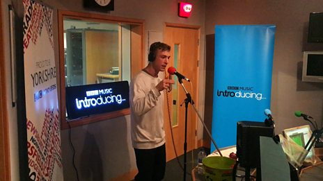 Watch Lence perform Driven for BBC Introducing in West Yorkshire