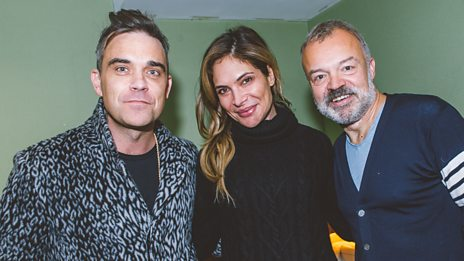 'I've Googled myself 10 times this morning!' Robbie Williams on his career in the internet age
