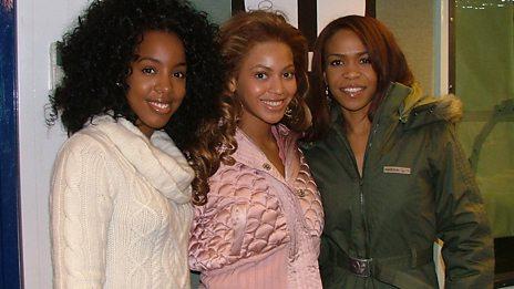 Beyoncé reunites with Destiny's Child for a mannequin challenge video