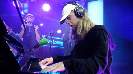 Live Lounge - NEIKED