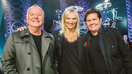 Radio 2 In Concert - Ask Simple Minds