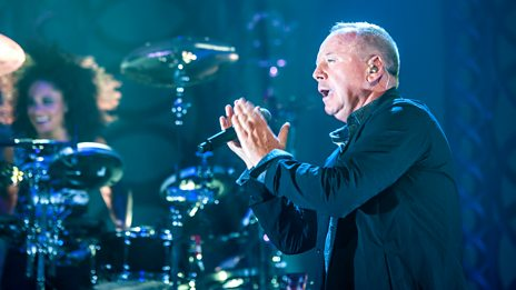 Radio 2 In Concert - Simple Minds