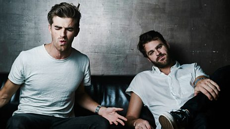 DJs on Tour - The Chainsmokers