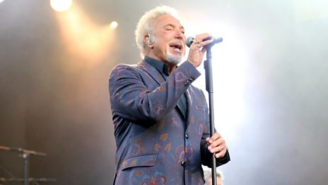 Tom Jones Live at Eden