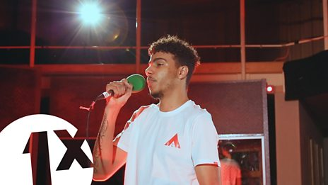 AJ Tracey performs 'Buster Canon' for Toddla T – BBC Radio 1/1Xtra