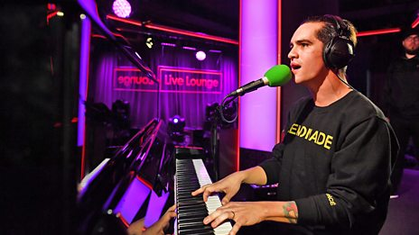 Live Lounge - Panic! At The Disco