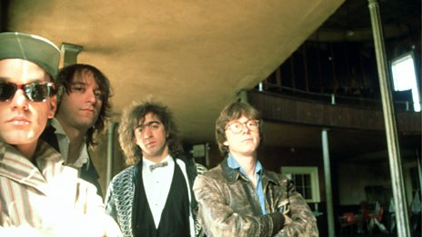 Bill Berry and R.E.M. - archive interview 2003