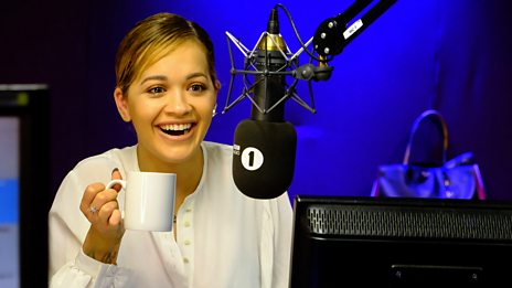 The Radio 1 Breakfast Show with Nick Grimshaw - Rita Ora