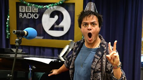 What does Jamie Cullum want for Christmas other than a number one?