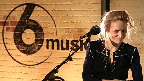Watch Agnes Obel perform her latest single in the 6 Music Live Room.
