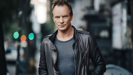 Sting joins Jo for an evening in