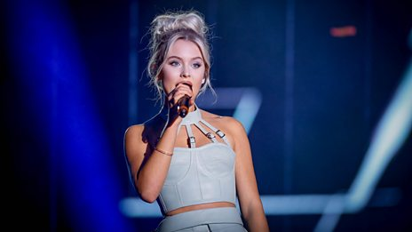 Zara Larsson - BBC Music Awards 2016