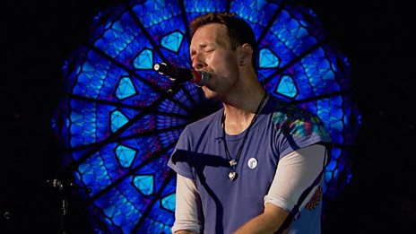 Coldplay - BBC Music Awards 2016