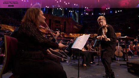 Pekka Kuusisto's hilarious Proms encore
