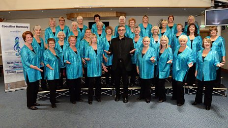 Meet My Choir: Coastline Harmony
