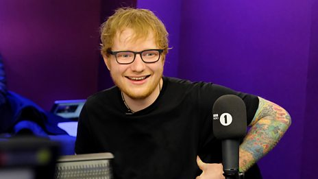 New Music Friday - Ed Sheeran is back!
