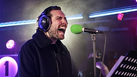 Live Lounge - You Me At Six